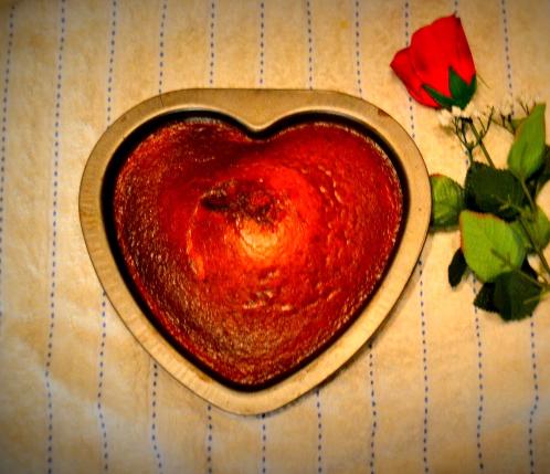 valentine cake 500